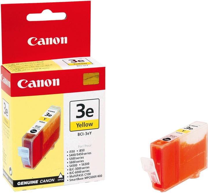 Canon BCI-3e Y, žlutá
