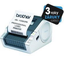 Brother QL-1060N tiskárna štítků - QL1060NYJ1