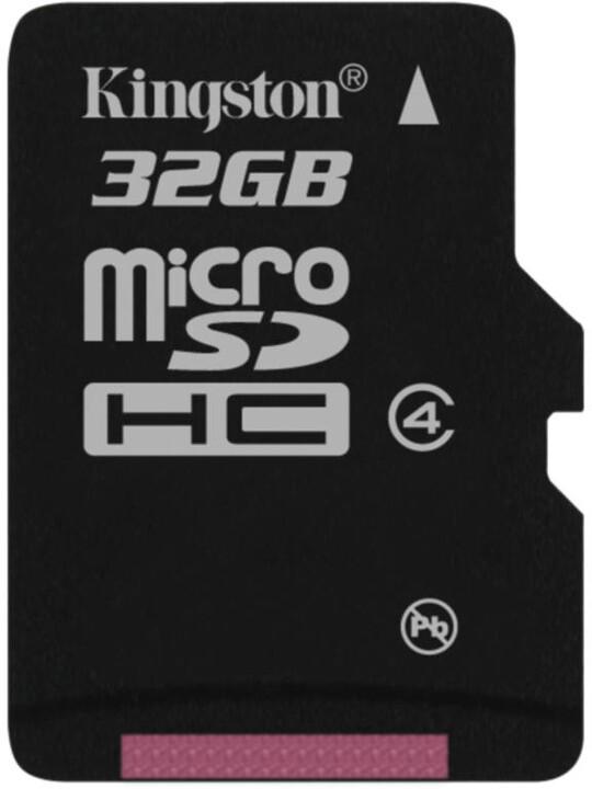 Kingston Micro SDHC 32GB Class 4