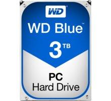WD Blue - 3TB - WD30EZRZ
