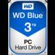 WD Blue - 3TB