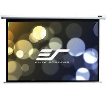 """Elite Screens plátno elektrické motorové 106"""" (269,2 cm)/ 16:9/132,1 x 234,7 cm/ Gain 1,1/ case bílý - VMAX106XWH2-E24"""