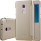 Nillkin Sparkle S-View Pouzdro pro Xiaomi Redmi Note 4 Global, Gold