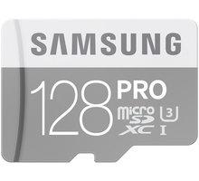 Samsung Micro SDXC PRO 128GB UHS-I U3 - MB-MG128E/EU