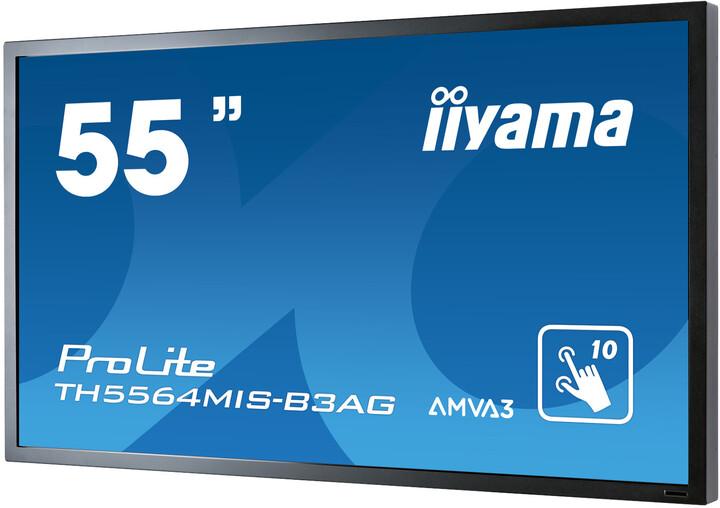 "iiyama ProLite TH5564MIS Touch - LED monitor 55"""