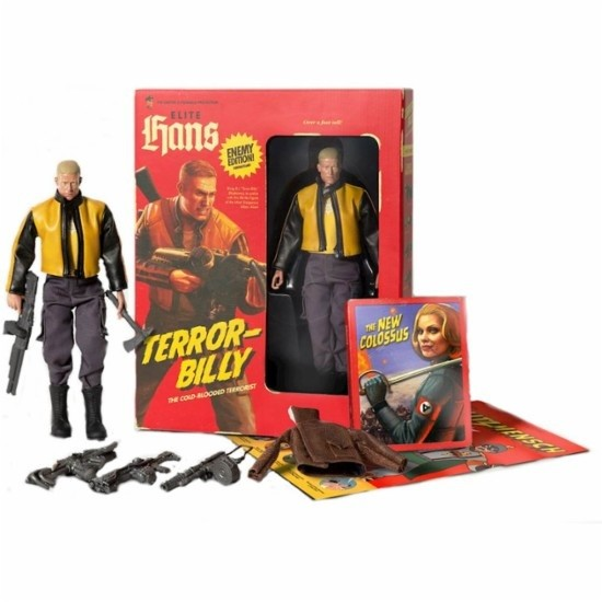 Wolfenstein II: The New Colossus - Collector's Edition (PC)