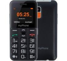myPhone EASY, černá - TELMY10EASYBK