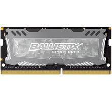 Crucial Ballistix Sport LT 16GB DDR4 2400 SO-DIMM CL 16 - BLS16G4S240FSD
