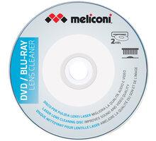 Meliconi DVD Cleaner; čistění čoček laseru disk pro DVD přehrávače - 621012