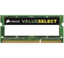 Corsair Value 4GB DDR3 1600 SODIMM CL 11 - CMSO4GX3M1C1600C11