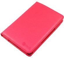 C-TECH PROTECT pouzdro pro Kindle 6 TOUCH, AKC-08, červená - AKC-08R