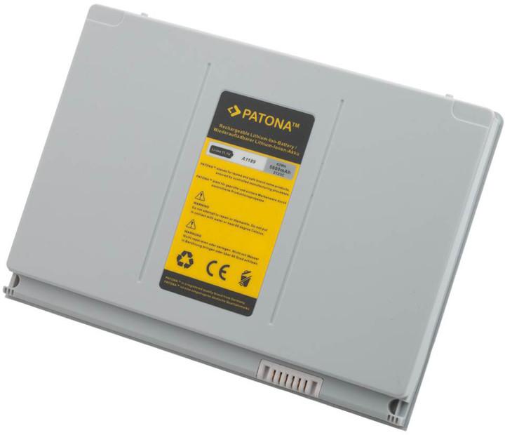 "Patona baterie pro Apple MacBook 17"" 5600mAh Li-Pol 10,8V"