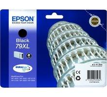 Epson C13T79014010, černá