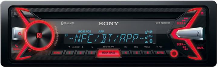 Sony MEX-N5100UBT