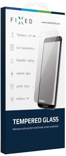 FIXED ochranné tvrzené sklo pro Sony Xperia Z3 Compact, 0.33 mm