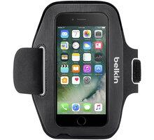 Belkin sportovní pouzdro SportFit - iPhone 7, černé - F8W781btC00