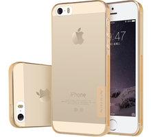 Nillkin Nature TPU Pouzdro Brown pro iPhone 5/5S/SE - 29704