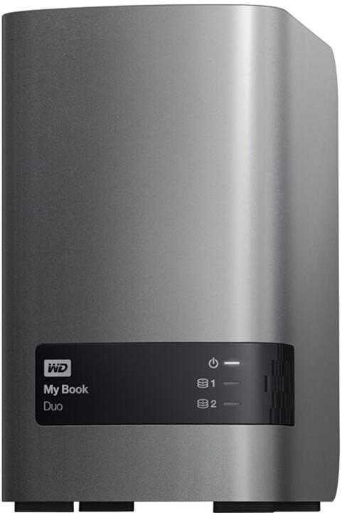 "WD My Book Duo, 3,5"", USB3.0 - 16TB"
