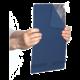 """CELLY univerzální pouzdro pro tablety 7-8"""" se stojánkem, modrá"""
