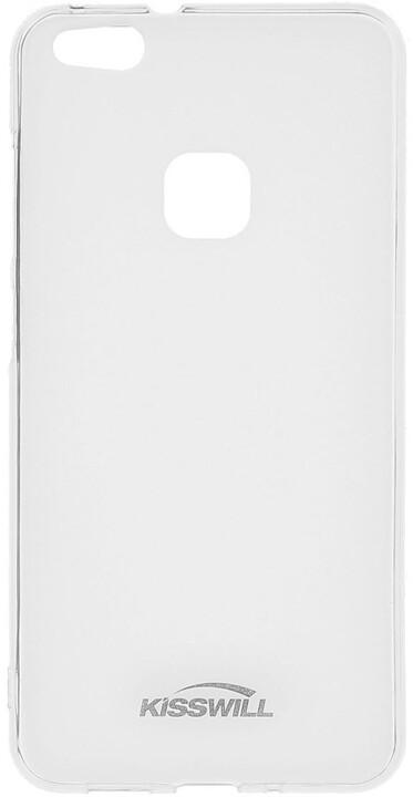 Kisswill TPU pouzdro pro Huawei P10 Lite, transparentní