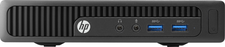 HP 260 G1 DM, černá
