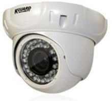 KGUARD CCTV kamera VD405E, IR, 4-9mm, venkovní