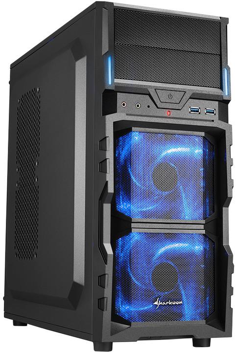 Sharkoon VG5-V, černá