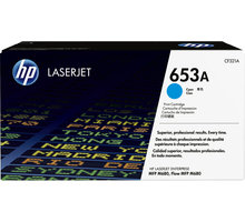 HP 653A Cyan - CF321A
