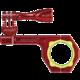Rollei Bullbar 34, držák, červená