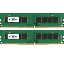 Crucial 16GB (2x8GB) DDR4 2133, Dual Ranked CL 16 - CT2K8G4DFD8213