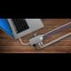 EPICO USB Type-C HUB with Ethernet - silver