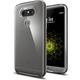Spigen Neo Hybrid Crystal pro LG G5, grunmetal
