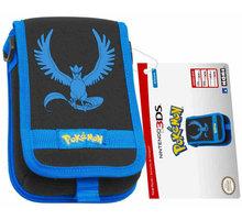 Nintendo New 3DS XL ochranné pouzdro, Pokémon Go Blue - NI3P09023