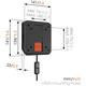 """Vogel´s W50050 držák pro LCD TV 17-26"""" s náklonem"""