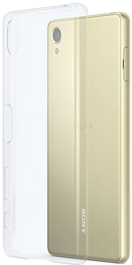 Sony SBC20 Style Cover Xperia X, Clear