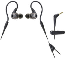 Audio-Technica ATH-Sport3 - ATH-Sport3 BK
