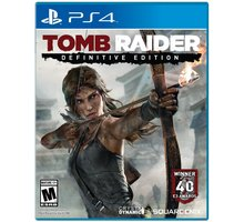 Tomb Raider: Definitive Edition - PS4 - 5021290060876