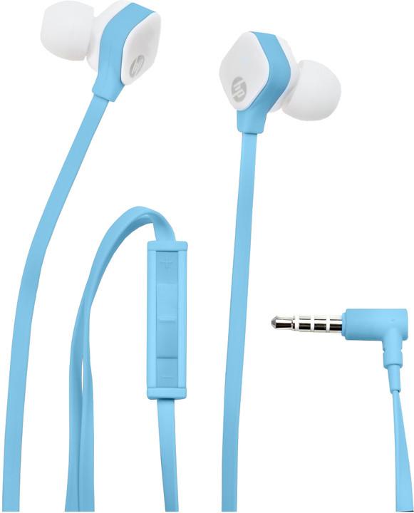 HP H2310, modrá