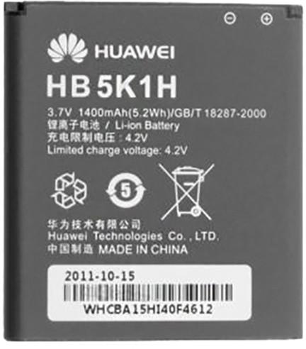Huawie baterie HB5K1H 1400mAh Li-lon (bulk)