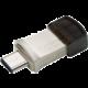 Transcend JetFlash 890 - 32GB, stříbrná