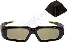 NVIDIA GeForce 3D Vision (3D brýle) pro 120Hz LCD