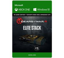 Gears of War 4 - Elite Stack (Xbox Play Anywhere) - elektronicky - PC - 7LM-00014