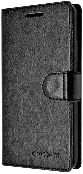 FIXED FIT pouzdro pro Samsung Galaxy J5, kolekce RedPoint, černá
