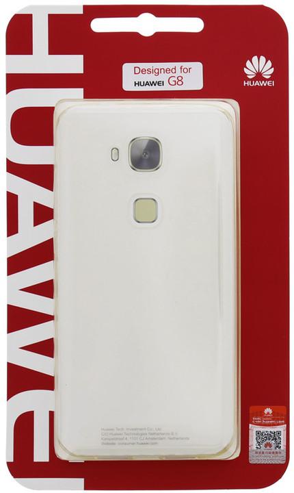 Huawei Original TPU Pouzdro Transparent pro G8 (EU Blister)