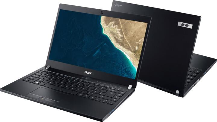 Acer TravelMate P6 (TMP648-G2-M-507Q), černá