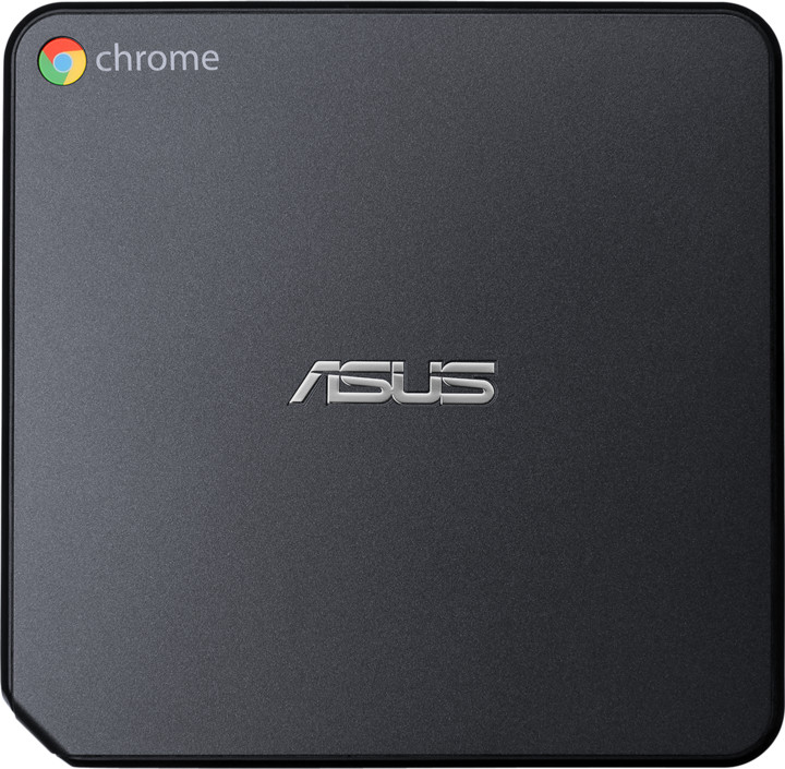 ASUS Chromebox 2 (G004U), černá