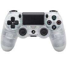 Sony PS4 DualShock 4, krystal - PS719801351