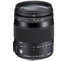 SIGMA 18-200/3.5-6.3 DC MACRO OS HSM pro Canon - SI 885954