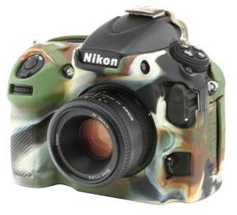 Easy Cover silikonový obal pro Nikon D800/D800E, maskovací