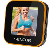 Sencor SFP 6060 SPORT CLIP, 4GB
